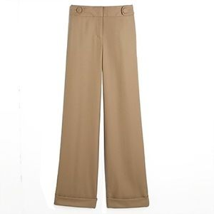 J.crew favorite fit trousers size 0